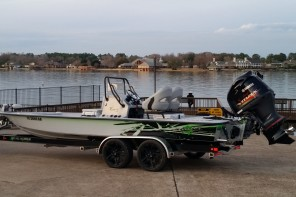 2015 Stoner Fury Hull and Trailer With 225 Yamaha SHO $69500.00 Loaded!